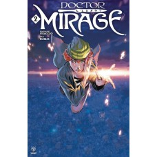 DOCTOR MIRAGE #2 (OF 5) CVR A TAN @D