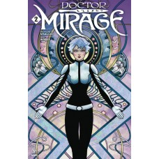 DOCTOR MIRAGE #2 (OF 5) CVR B DORAN @D