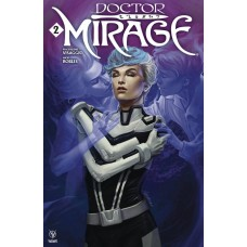 DOCTOR MIRAGE #2 (OF 5) CVR C IANNICIELLO @D