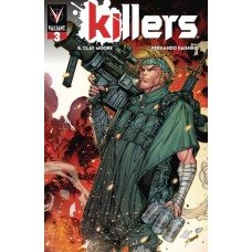 KILLERS #3 (OF 5) CVR A MEYERS @D