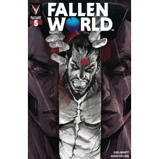 FALLEN WORLD #5 (OF 5) CVR A POLLINA @D