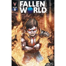 FALLEN WORLD #5 (OF 5) CVR B TOLIBAO @D