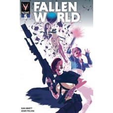 FALLEN WORLD #5 (OF 5) CVR C ALLEN @D