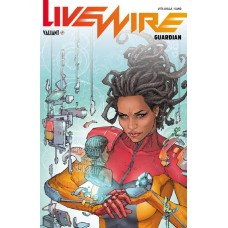LIVEWIRE TP VOL 02 GUARDIAN @D