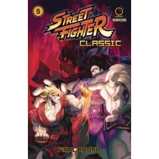 STREET FIGHTER CLASSIC TP VOL 05 FINAL ROUND @F