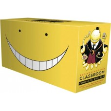 ASSASSINATION CLASSROOM GN COMPLETE BOX SET @F