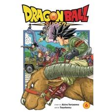DRAGON BALL SUPER GN VOL 06 @U