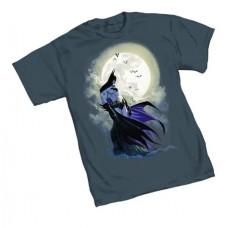 BATMAN MOON BY TURNER T/S MED @U