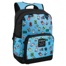 MINECRAFT BOBBLE MOBS BACKPACK @F