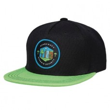 MINECRAFT MINERS SOCIETY SNAP BACK HAT @F