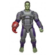MARVEL SELECT AVENGERS ENDGAME HERO SUIT HULK AF @F