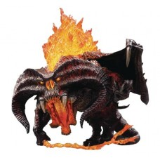 LORD OF THE RINGS BALROG DEFO REAL SOFT VINYL STATUE @J
