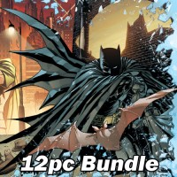 DETECTIVE COMICS #1027 CVR A B C D E F G H I J K L REG AND VARIANT 12pc BUNDLE