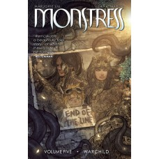 MONSTRESS TP VOL 05 (MR)