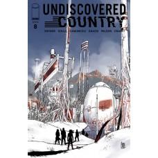 UNDISCOVERED COUNTRY #8 CVR A CAMUNCOLI (MR)