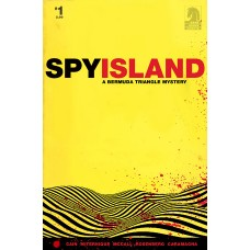 SPY ISLAND #1 (OF 4) 2ND PRINT
