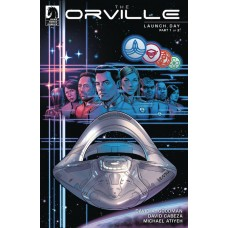 ORVILLE #1 LAUNCH DAY (PT 1 OF 2)