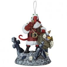 HELLBOY HOLIDAY ORNAMENT (C: 0-1-1)
