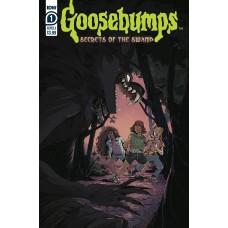 GOOSEBUMPS SECRETS OF THE SWAMP #1 (OF 5)