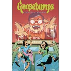 GOOSEBUMPS MONSTERS AT MIDNIGHT HC