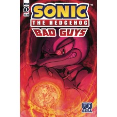 SONIC THE HEDGEHOG BAD GUYS #1 (OF 4) CVR A HAMMERSTROM (C: