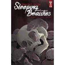 SLEEPING BEAUTIES #5 (OF 10) CVR B WOODALL