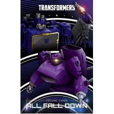 TRANSFORMERS HC VOL 03 ALL FALL DOWN (C: 0-1-2)
