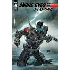 SNAKE EYES DEADGAME #3 (OF 5) CVR A LIEFELD