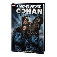 SAVAGE SWORD CONAN ORIG MARVEL YRS OMNIBUS HC VOL 04 (MR)