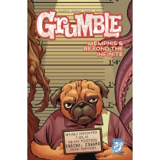 GRUMBLE MEMPHIS & BEYOND THE INFINITE #3 (OF 5)