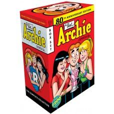 BEST OF ARCHIE VOL 1-3 BOXED SET (C: 0-1-0)