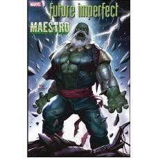 MAESTRO FUTURE IMPERFECT MARVEL TALES #1 DAVID SGN (C: 0-1-2