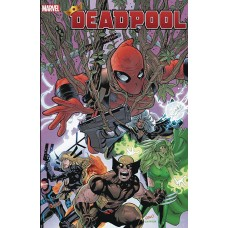 DEADPOOL #6 LAND SGN (C: 0-1-2)