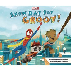 SNOW DAY FOR GROOT HC (C: 1-1-0)