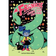 FRANKIE & THE CREEPY CUTE CRITTERS HC