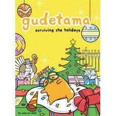 GUDETAMA SURVIVING THE HOLIDAYS HC (MR) (C: 0-1-0)