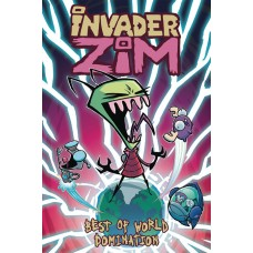 INVADER ZIM BEST OF WORLD DOMINATION TP (C: 0-1-0)