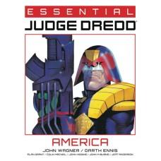 ESSENTIAL JUDGE DREDD AMERICA TP (MR) (C: 0-1-1)