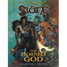 SLAINE HORNED GOD COLL ED TP