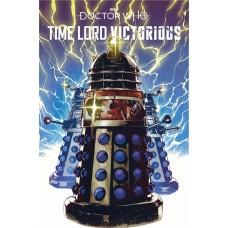 DOCTOR WHO TIME LORD VICTORIOUS #1 CVR D DALEK VAR