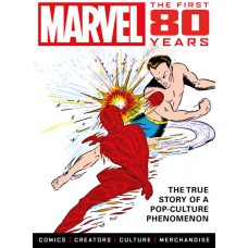 MARVEL COMICS FIRST 80 YEARS SC PX