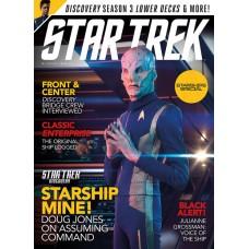 STAR TREK MAGAZINE #77 NEWSSTAND ED