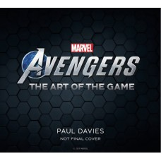 MARVELS AVENGERS ART OF GAME HC (C: 0-1-1)