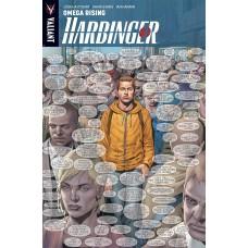 HARBINGER TP VOL 01 OMEGA RISING