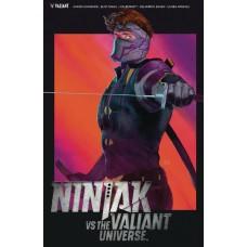 NINJAK VS THE VALIANT UNIVERSE TP