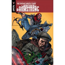 ARCHER & ARMSTRONG TP VOL 01 MICHELANGELO CODE (NEW PTG)