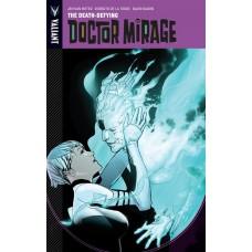 DEATH DEFYING DOCTOR MIRAGE TP VOL 01
