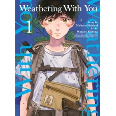 WEATHERING WITH YOU GN VOL 01 (C: 0-1-0)