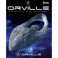 THE ORVILLE XL STARSHIPS #1 THE ORVILLE (C: 0-1-2)