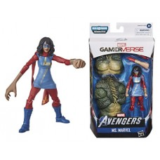 AVENGERS LEGENDS VIDEO GAME 6IN KAMALA KHAN AF CS (Net) (C: